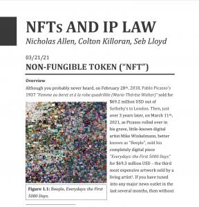 Nicholas Allen, Colton Killoran and Seb Lloyd IP Project